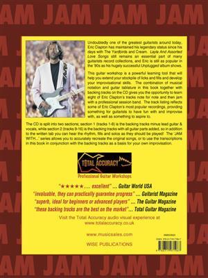Eric Clapton: Jam With Eric Clapton: Guitar TAB