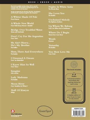 Guest Spot - 20 Classic Hits: Arr. (Jack Long): Alto Saxophone