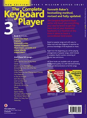 The Complete Keyboard Player: Book 3 With CD