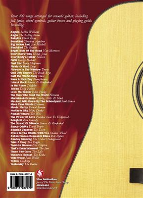 The Great Acoustic Guitar Chord Songbook: Guitar, Chords and Lyrics