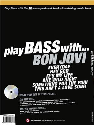 Bon Jovi: Play Bass With... Bon Jovi: Bass Guitar