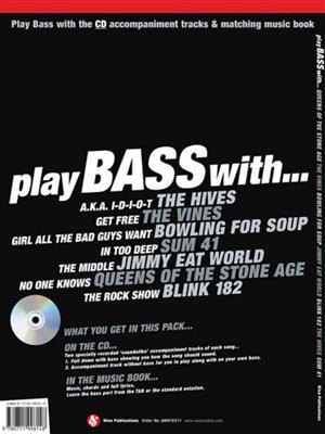 Play Bass With...: Bass Guitar