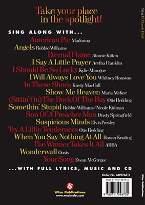 Sing 17 Classic Hits!: Melody, Lyrics & Chords
