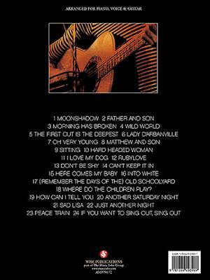 Cat Stevens: The Very Best of Cat Stevens: Piano, Vocal, Guitar