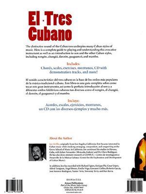 Jon Griffin: Jon Griffin: El Tres Cubano: Guitar or Lute