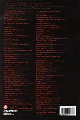 The Big Guitar Chord Songbook: Soul: Melody, Lyrics & Chords