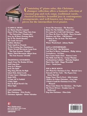 Great Piano Solos - The Christmas Book: Piano
