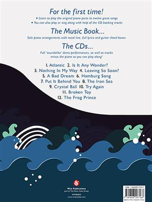 Keane: Play Piano With... Keane: Under The Iron Sea: Piano, Vocal, Guitar