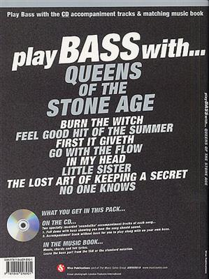 Queens of the Stone Age: Play Bass With... Queens Of The Stone Age: Bass Guitar