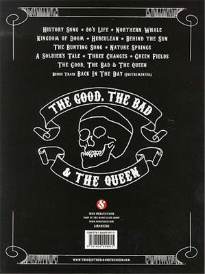 The Good, The Bad & the Queen: The Good, The Bad And The Queen: Piano, Vocal and Guitar (songbooks)