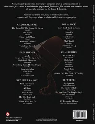 Great Piano Solos - The Black Book Easy Piano Ed.: Piano