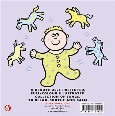 The Lullaby Songbook : Voice