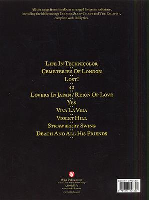 Coldplay: Viva La Vida or Death And All His Friends: Arr. (Matt Cowe): Guitar TAB