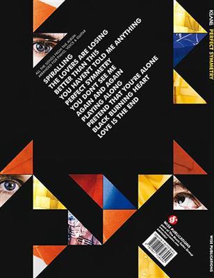 Journey: Perfect Symmetry: Arr. (Derek Jones): Piano, Vocal, Guitar