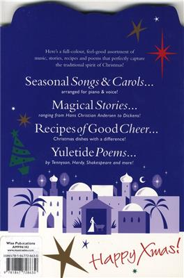 The Christmas Colour Songbook + Yule Log: Piano, Vocal, Guitar