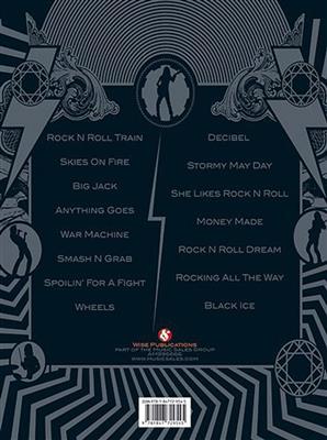 AC/DC: Black Ice: Guitar TAB