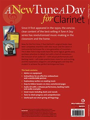A New Tune A Day: Clarinet - Book 1