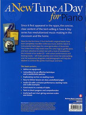 A New Tune A Day: Piano - Book 1
