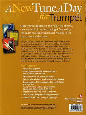 A New Tune A Day: Trumpet - Book1