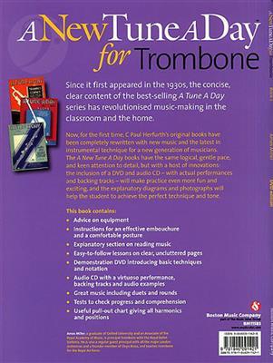 A New Tune A Day: Trombone - Book 1