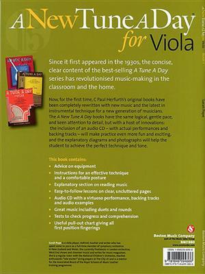 A New Tune A Day: Viola - Book 1