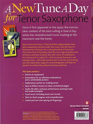 A New Tune A Day: Tenor Saxophone - Book 1