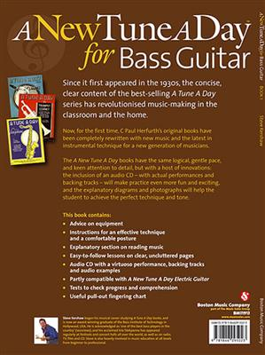 A New Tune A Day: Bass Guitar - Book 1