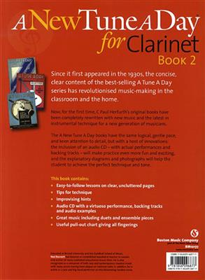 A New Tune A Day: Clarinet - Book 2