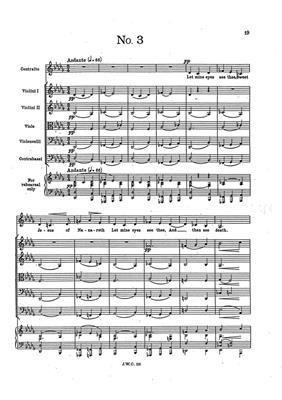 Lennox Berkeley: Four Poems of St. Teresa Of Avila Op.27: Alto