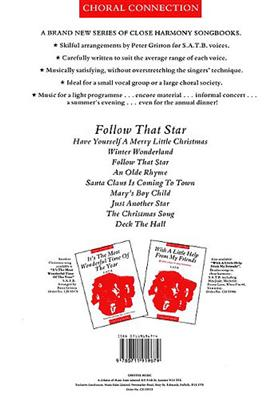 Follow that star: Arr. (Peter Gritton): SATB