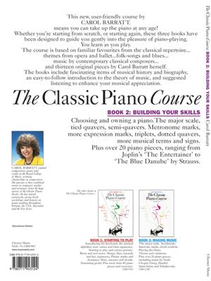 The Classic Piano Course Book 2