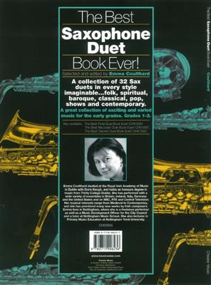 E. Coulthard: The Best Saxophone Duet Ever: Saxophone Ensemble