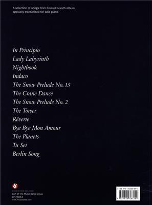 Ludovico Einaudi: Nightbook: Piano or Keyboard