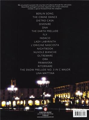 Ludovico Einaudi: Solo Piano (Slipcase Edition): Piano