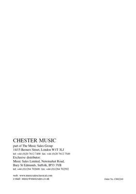 John Tavener: Pluies: Mezzo-Soprano & SATB