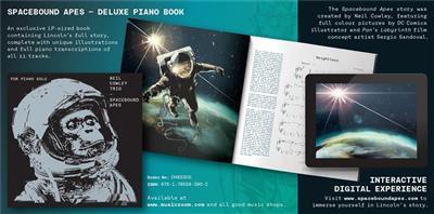 Neil Cowley Trio: Spacebound Apes: Piano
