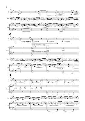 Judith Weir: The Big Picture (Score): Mixed Choir