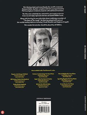 Aly Bain: Aly Bain - 50 Fiddle Solos : Violin