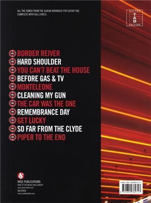 Mark Knopfler: Get Lucky: Arr. (Matt Cowe): Melody, Lyrics & Chords