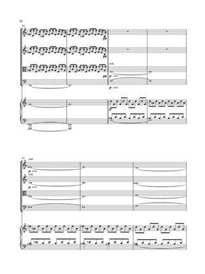 Philip Glass: Glassworks - Opening, Etudes No.2 & 5: Piano Ensemble