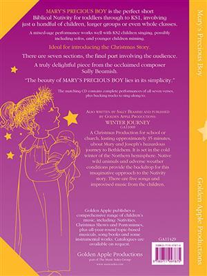 Sally Beamish: Mary's Precious Boy: Unison Voices