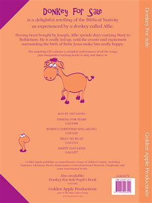 Niki Davies: Donkey For Sale: Piano, Vocal, Guitar