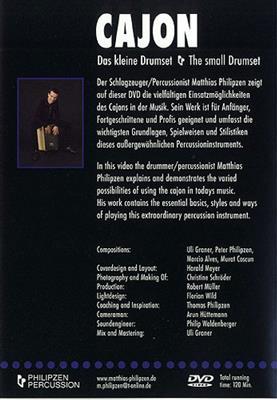 Cajon - The Small Drumset (DVD)