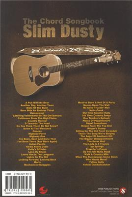 Dusty Slim: The Chord Songbook: Guitar, Chords and Lyrics