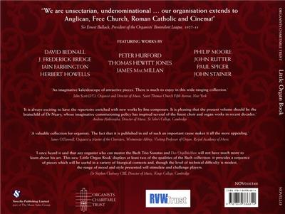 Organists' Charitable Trust - Little Organ Book: Organ