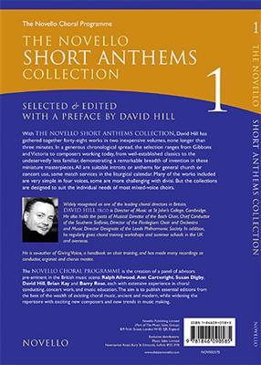 The Novello Short Anthems Collection 1: SATB