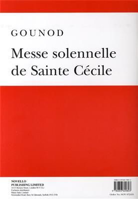 Charles Gounod: Messe Solennelle De Sainte Cécile: Vocal