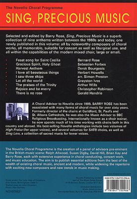 Precious Music: Mixed Choir