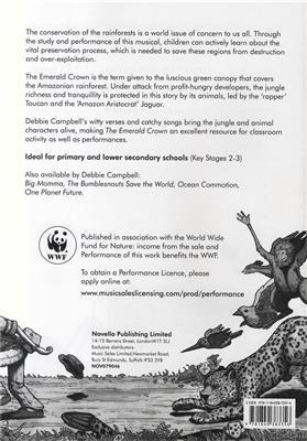 Debbie Campbell: The Emerald Crown Pupil's Script: Voice