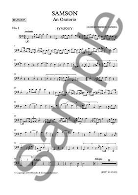 Georg Friedrich Händel: Samson: Opera or Operette